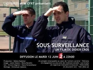 Sous Surveillance un film de Didier Cros