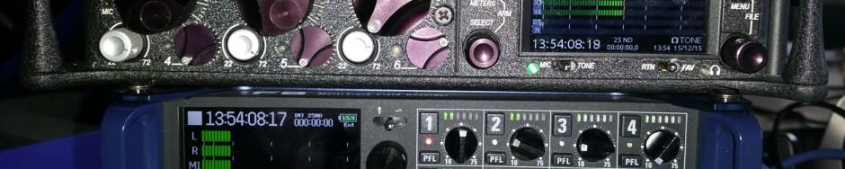 Sd 633 et Zoom F8